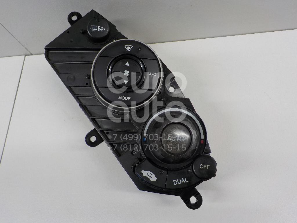 Купить Блок управления климатической установкой Honda Civic 5D 2006-2012; (79600SMGG52ZA)