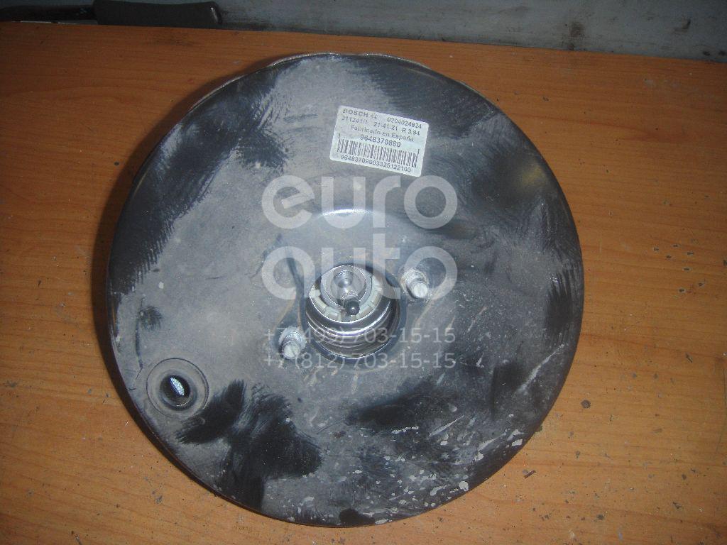 Усилитель тормозов вакуумный для Citroen Berlingo(FIRST) (M59) 2002-2010 - Фото №1
