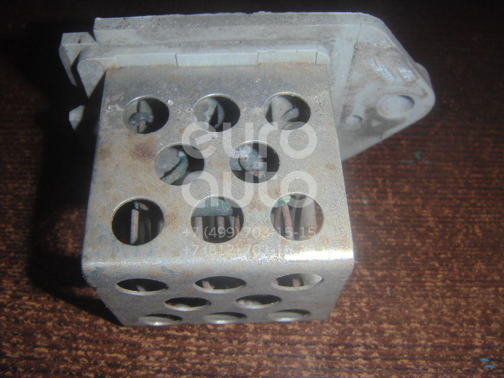 Резистор для Citroen Berlingo(FIRST) (M59) 2002-2012 - Фото №1