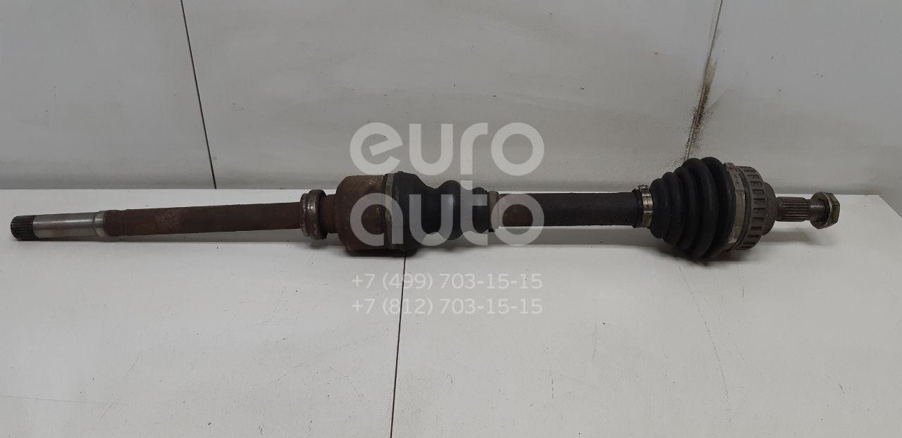 Полуось передняя правая для Citroen Berlingo(FIRST) (M59) 2002-2010 - Фото №1