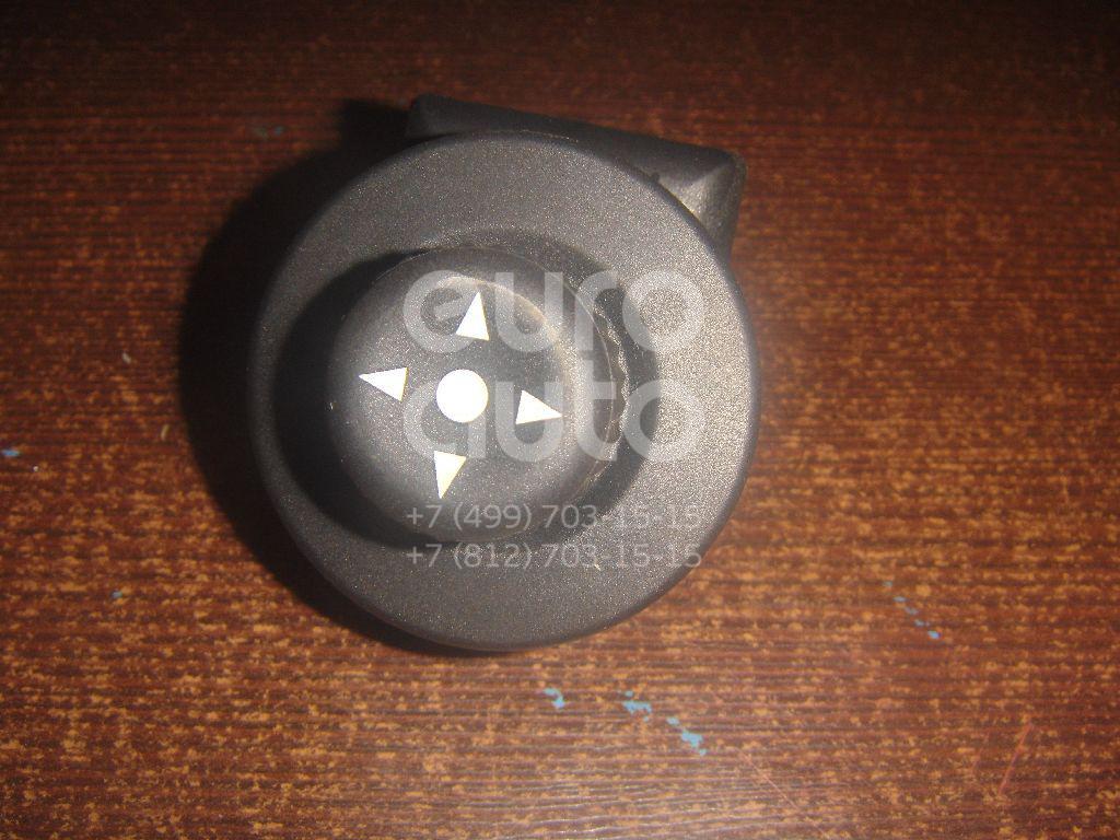Переключатель регулировки зеркала для Citroen,Peugeot Berlingo(FIRST) (M59) 2002-2012;407 2004-2010;C3 2002-2009;C6 2006-2012;Partner (M59) 2002-2012 - Фото №1