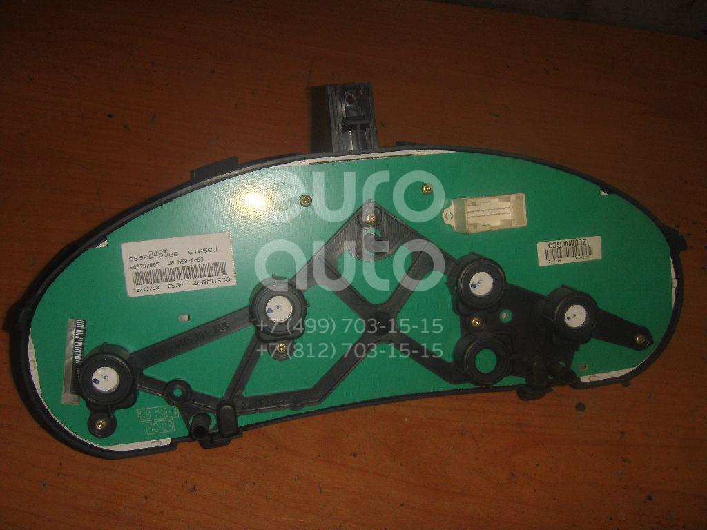 Панель приборов для Citroen Berlingo(FIRST) (M59) 2002-2012 - Фото №1