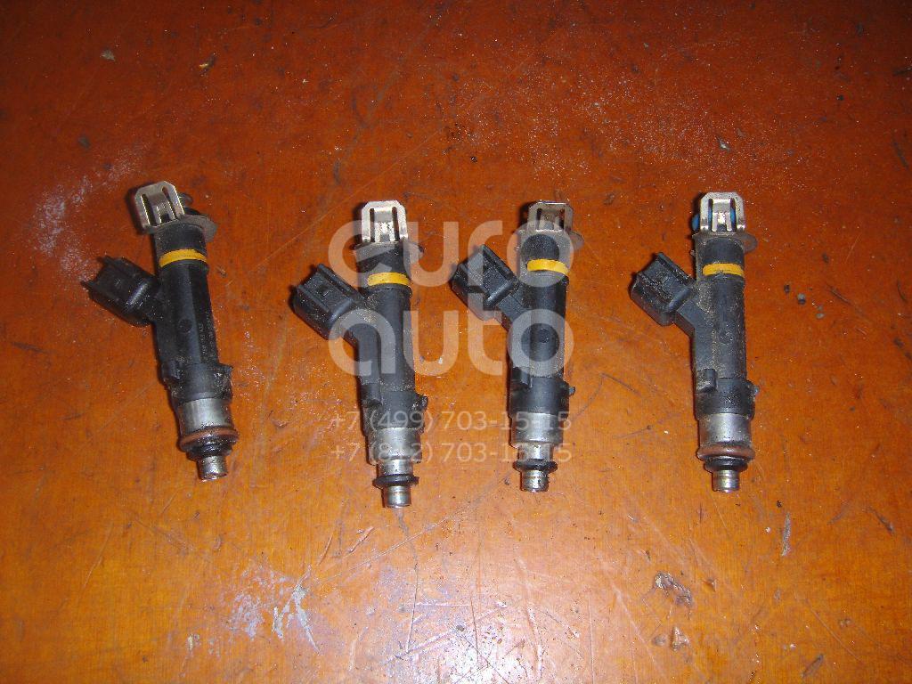 Форсунка инжекторная электрическая для Mazda Mazda 6 (GH) 2007-2012;Mazda 6 (GG) 2002-2007;Mazda 3 (BK) 2002-2009;MX-5 III (NC) 2005-2015 - Фото №1