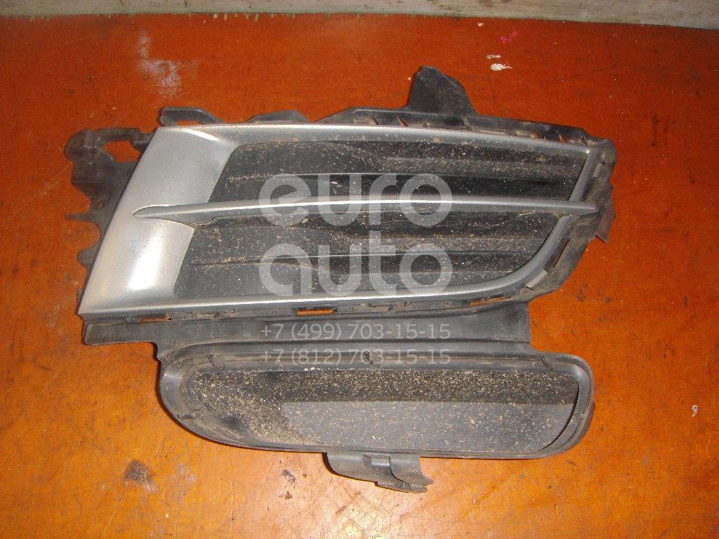 Решетка в бампер левая для Mazda Mazda 6 (GH) 2007-2012 - Фото №1