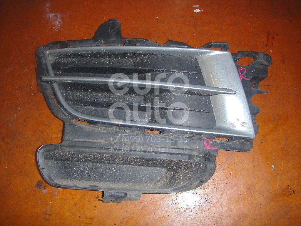 Решетка в бампер правая для Mazda Mazda 6 (GH) 2007-2012 - Фото №1