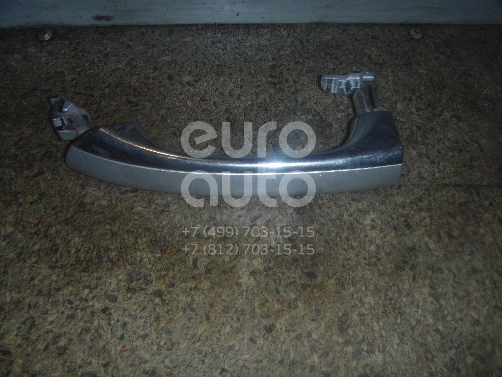 Ручка двери передней наружная левая для Mercedes Benz W219 CLS 2004-2010 - Фото №1