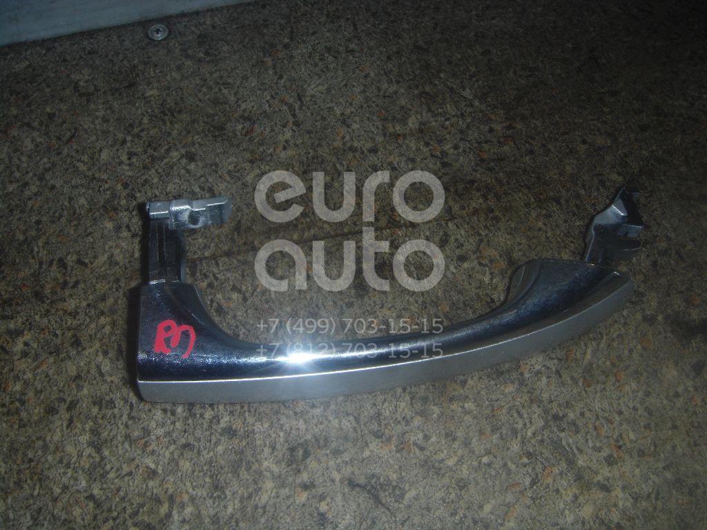 Купить Ручка двери передней наружная правая Mercedes Benz W219 CLS 2004-2010; (2197600670)