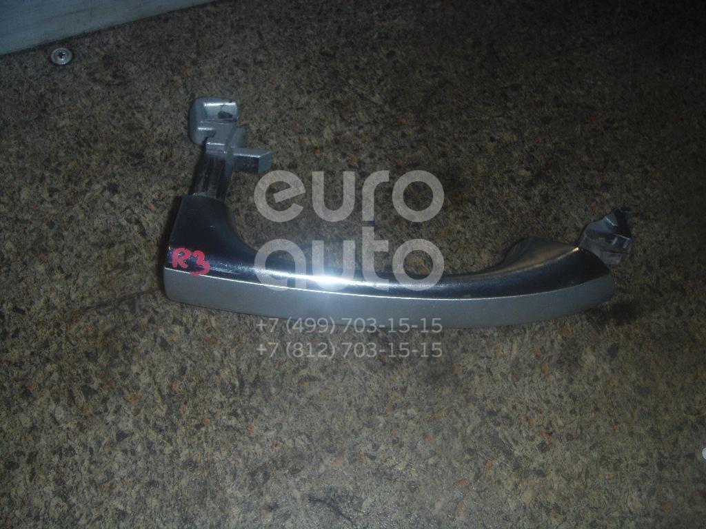 Ручка двери задней наружная правая для Mercedes Benz W219 CLS 2004-2010 - Фото №1