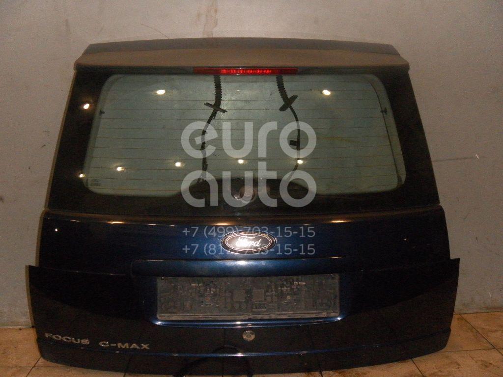 Дверь багажника со стеклом для Ford C-MAX 2003-2011 - Фото №1
