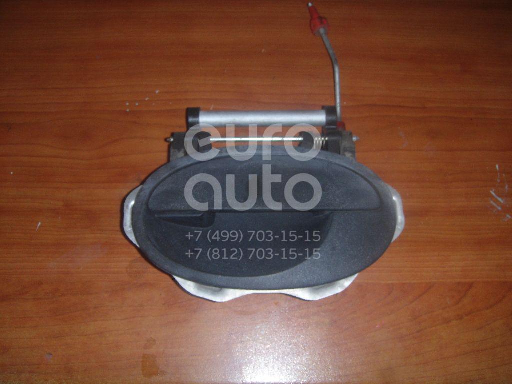 Ручка двери задней наружная левая для Opel Meriva 2003-2010 - Фото №1