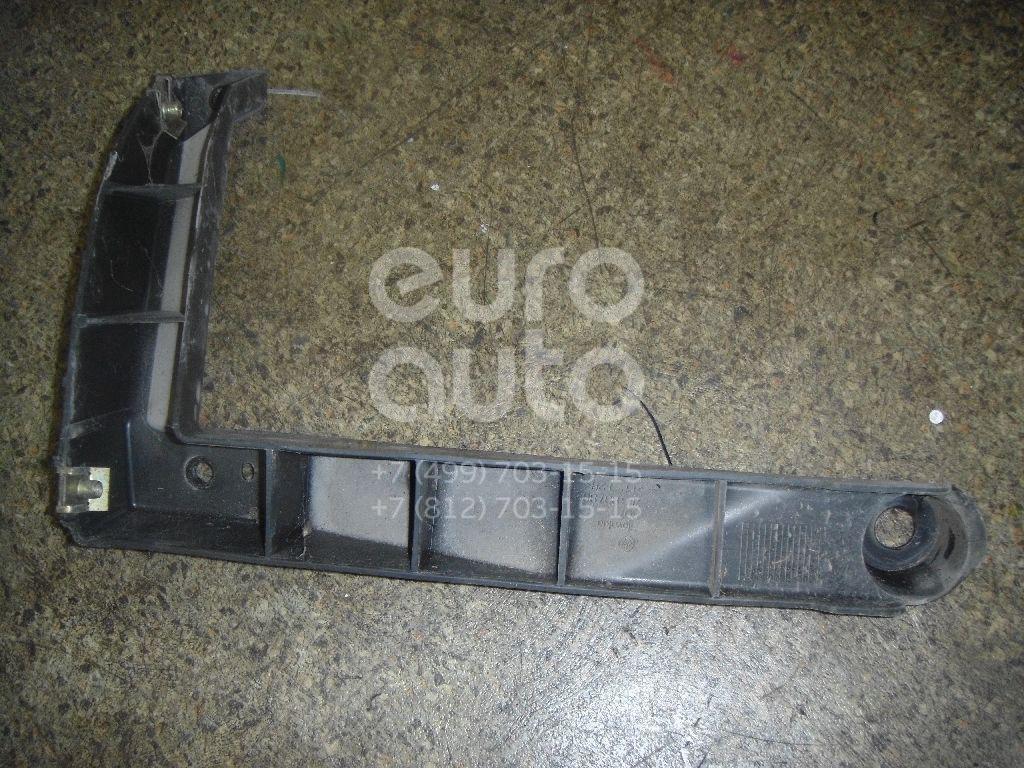 Направляющая заднего бампера правая для VW Touareg 2002-2010 - Фото №1