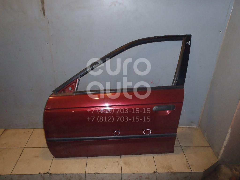 Дверь передняя левая для Honda Accord VI 1998-2002 - Фото №1
