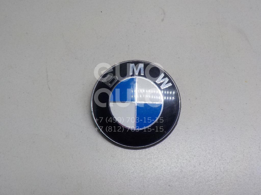 Купить Эмблема BMW 5-серия E39 1995-2003; (51148203864)