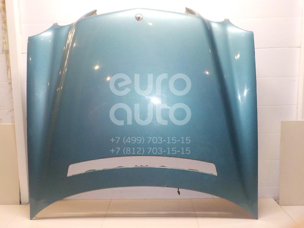 Капот для Mercedes Benz W210 E-Klasse 2000-2002 - Фото №1