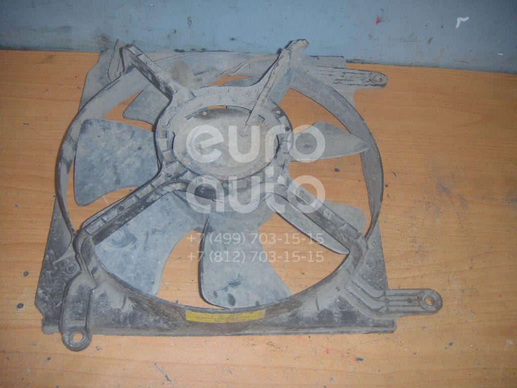 Вентилятор радиатора для Chevrolet Lanos 2004> - Фото №1