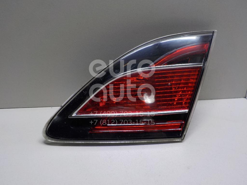 Фонарь задний внутренний правый для Mazda Mazda 6 (GH) 2007-2012 - Фото №1
