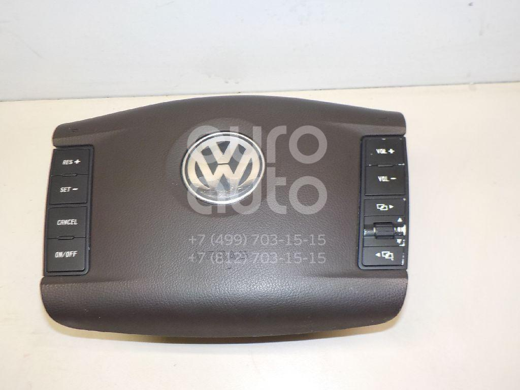 Подушка безопасности в рулевое колесо для VW Touareg 2002-2010 - Фото №1