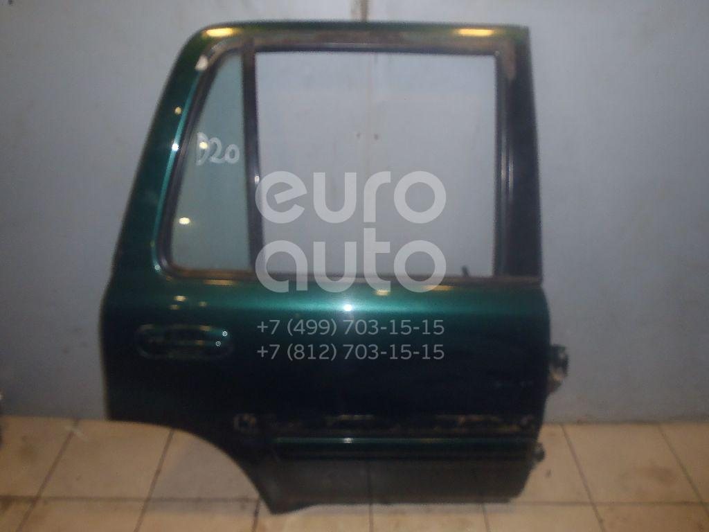 Дверь задняя правая для Honda CR-V 1996-2002 - Фото №1