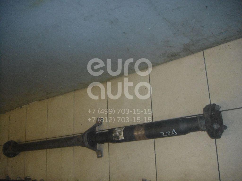 Вал карданный для Mercedes Benz W210 E-Klasse 2000-2002 - Фото №1