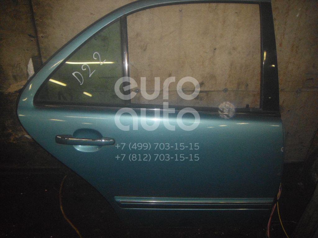 Дверь задняя правая для Mercedes Benz W210 E-Klasse 2000-2002 - Фото №1
