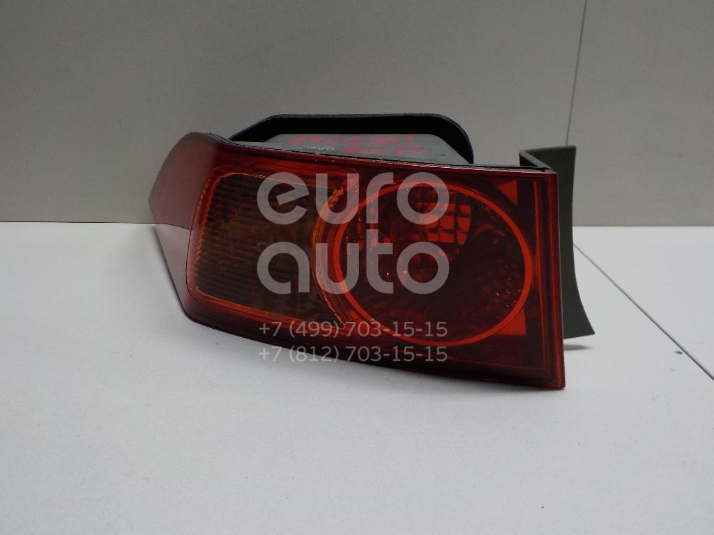 Фонарь задний наружный левый для Honda Accord VII 2003-2008 - Фото №1