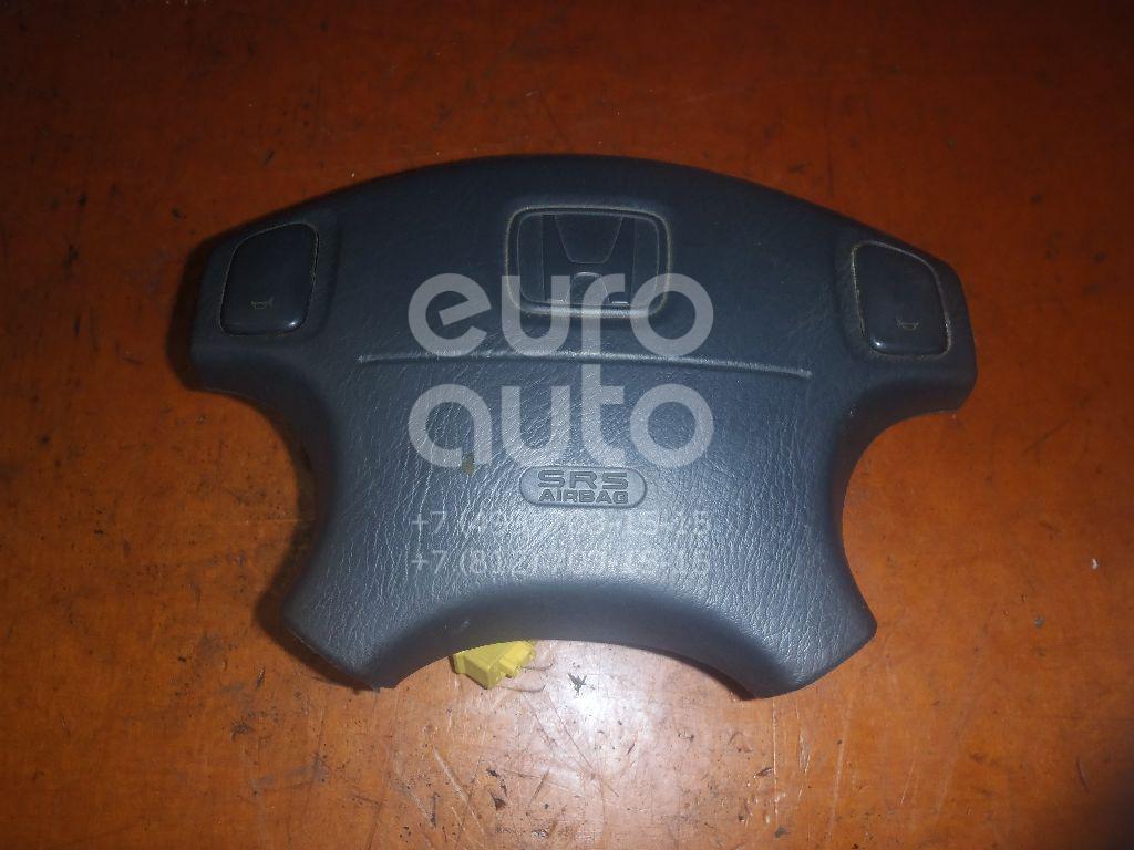 Подушка безопасности в рулевое колесо для Honda CR-V 1996-2002;Civic (EJ, EK Sed+3HB) 1995-2001 - Фото №1