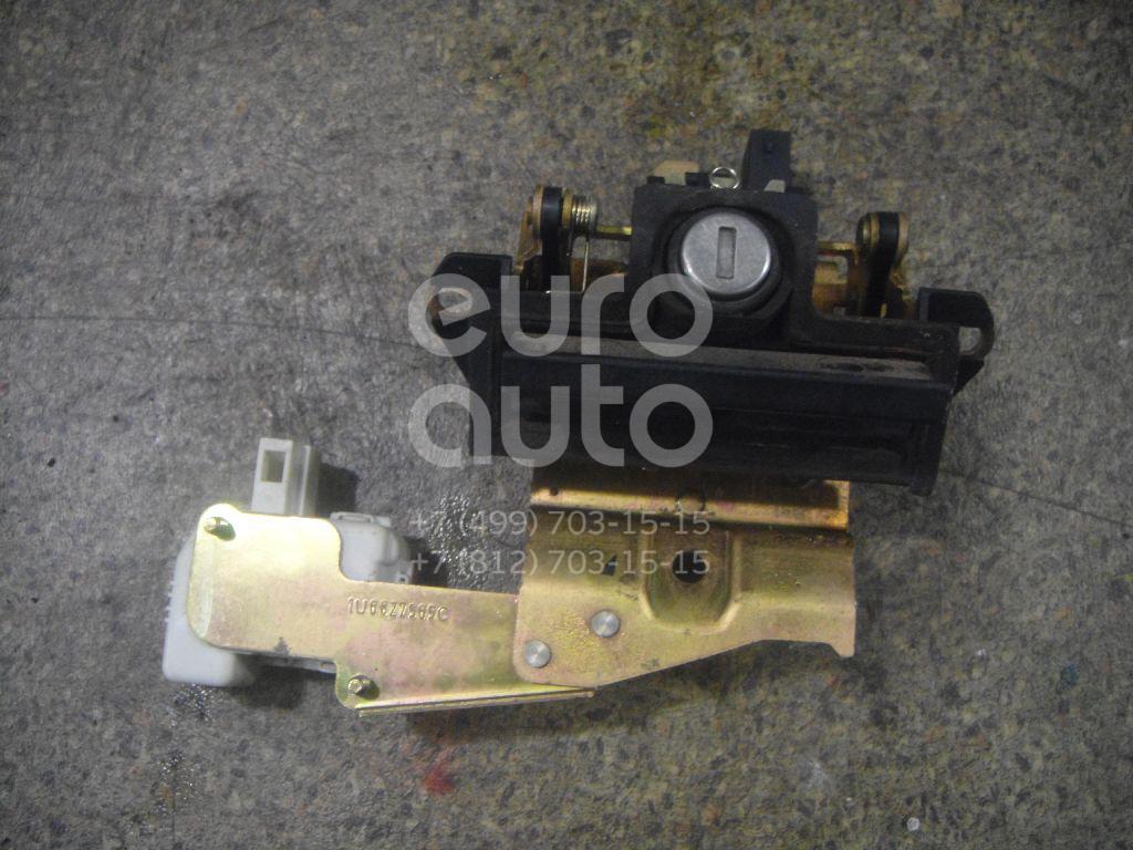 Ручка двери багажника наружная для Skoda Octavia 1997-2000 - Фото №1