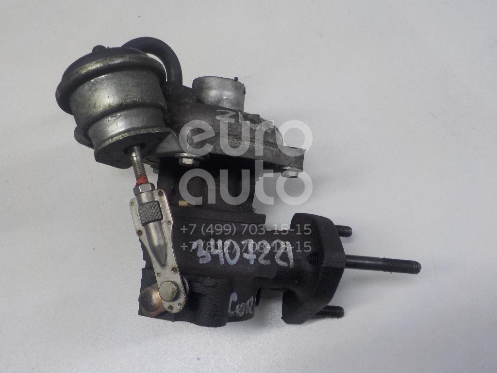 Турбокомпрессор (турбина) для Fiat Corsa D 2006-2015;Punto/Grande Punto 199 2005>;500 2008> - Фото №1