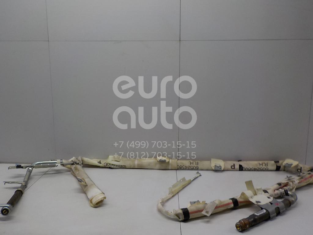 Подушка безопасности боковая (шторка) Nissan Pathfinder (R51) 2005-2014; (985P1EB60E)  - купить со скидкой