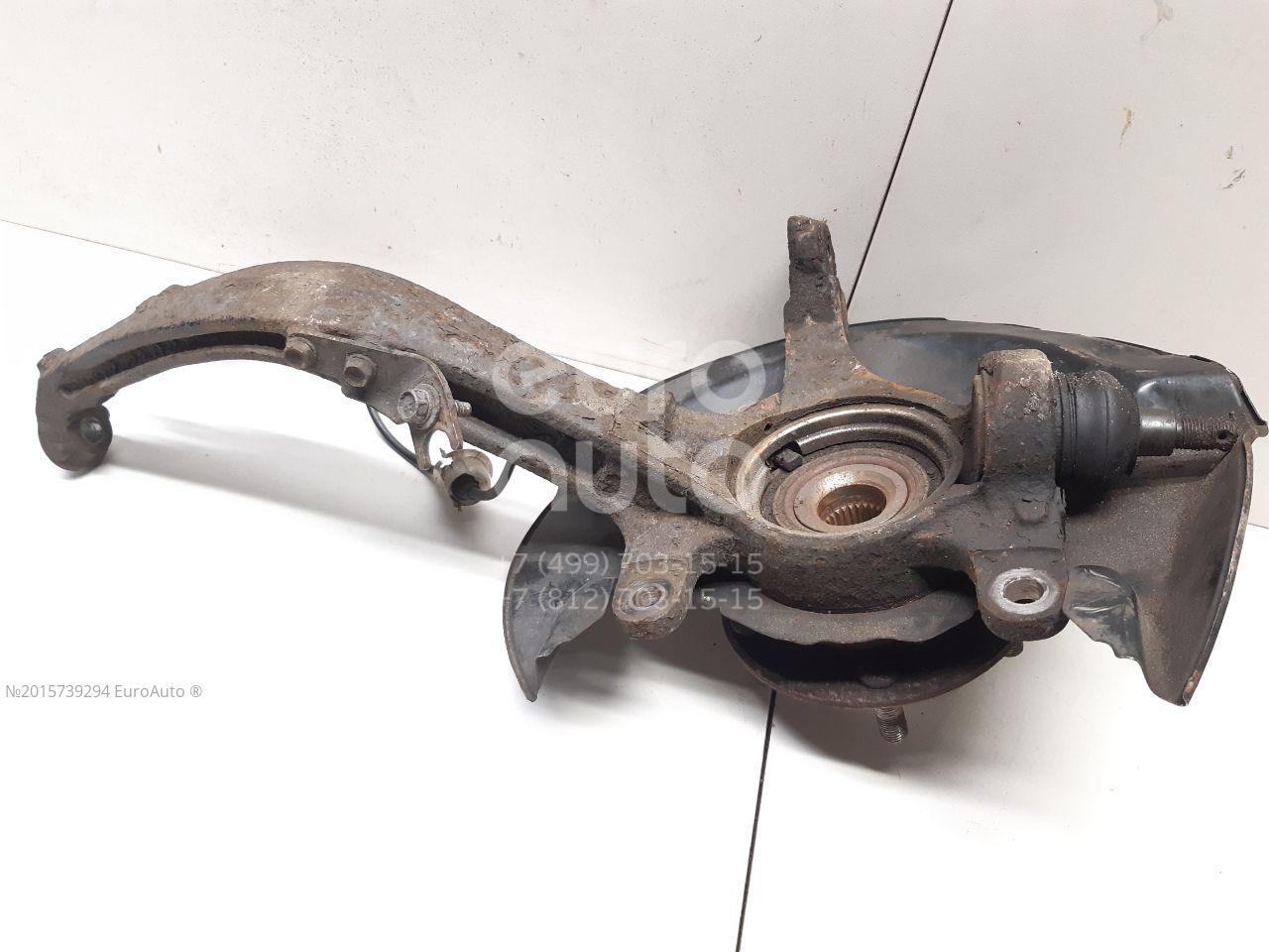 Кулак поворотный передний правый для Honda Accord VII 2003-2008;Accord Coupe USA 2003-2008 - Фото №1