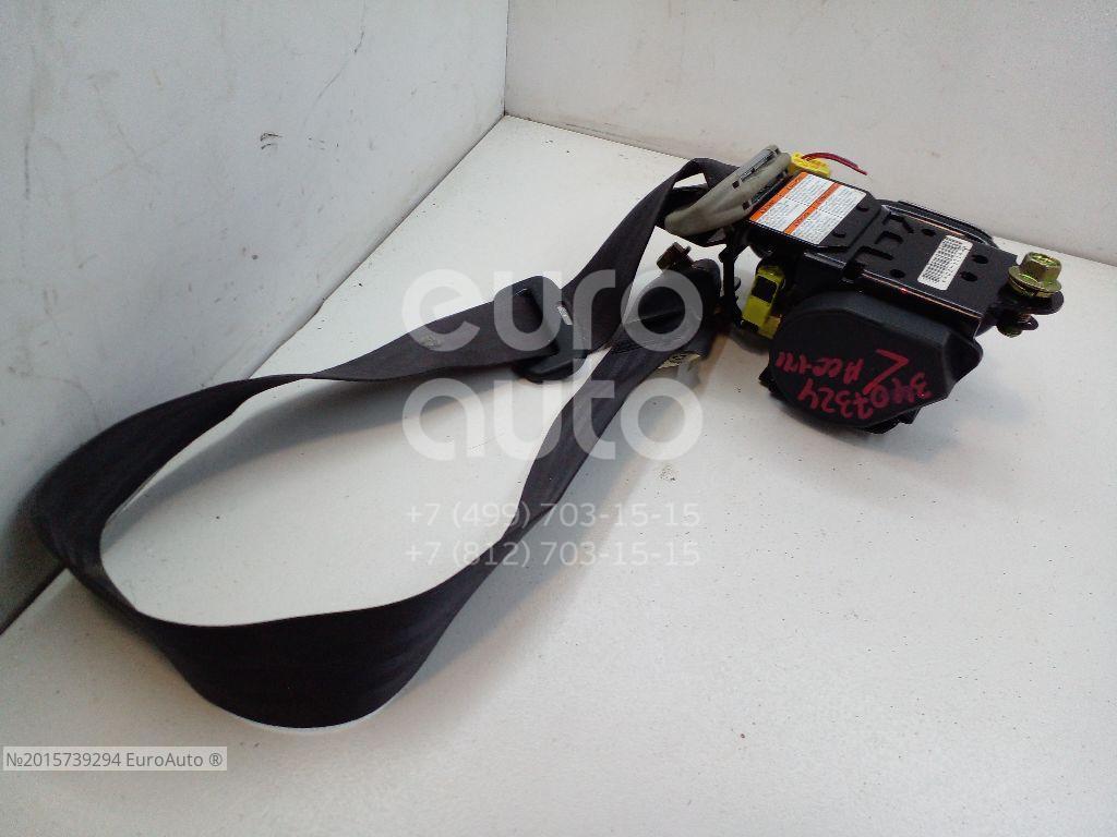 Ремень безопасности с пиропатроном для Honda Accord VII 2003-2008 - Фото №1
