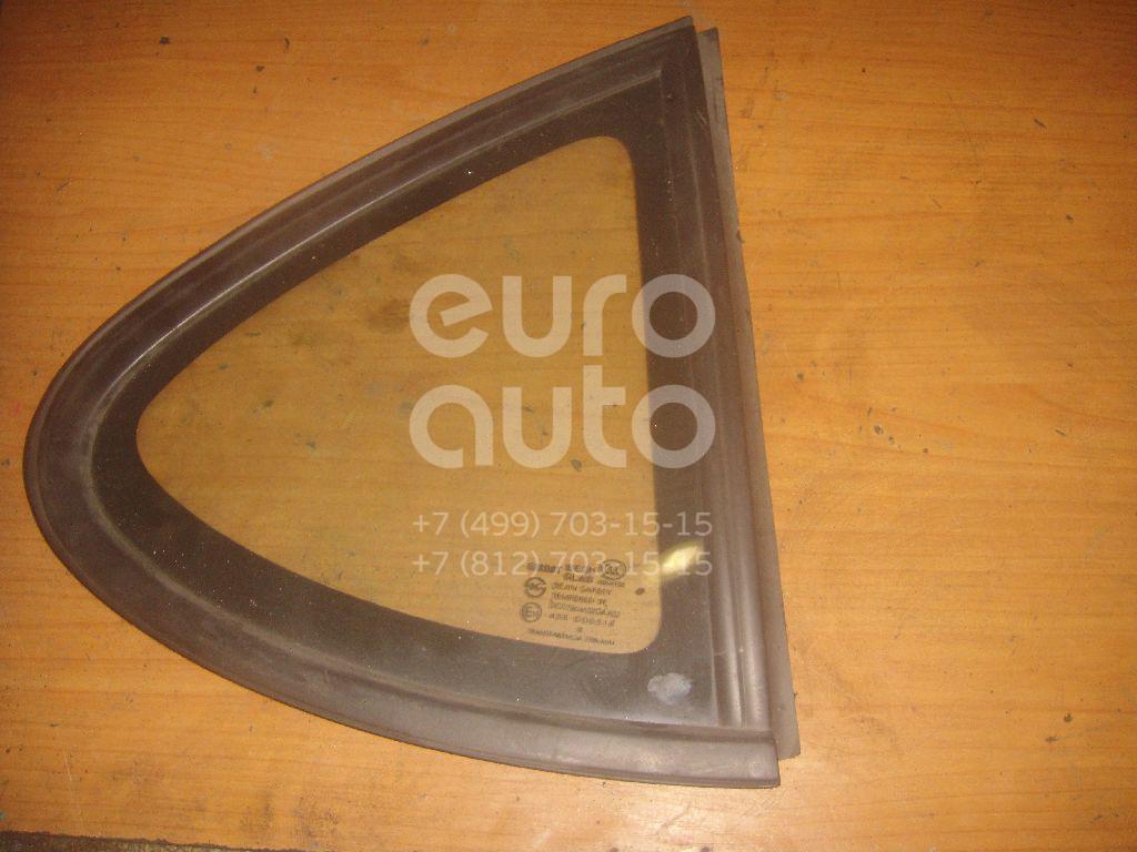 Стекло кузовное глухое правое для Chevrolet Rezzo 2005-2010 - Фото №1