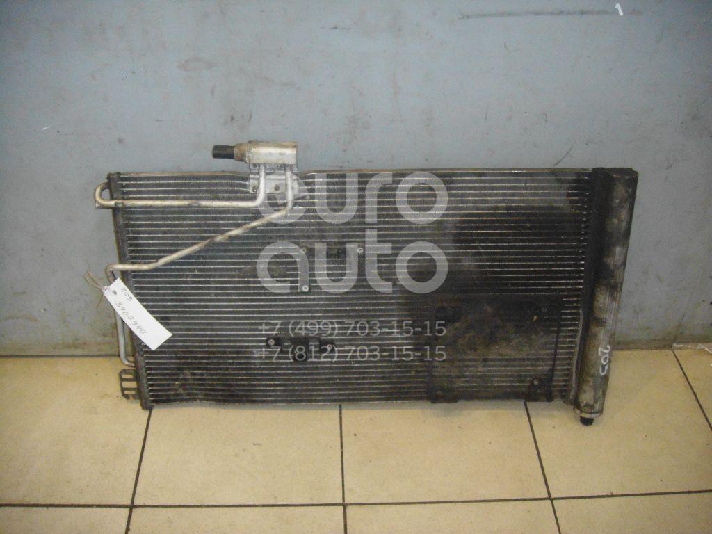 Радиатор кондиционера (конденсер) для Mercedes Benz W203 2000-2006 - Фото №1