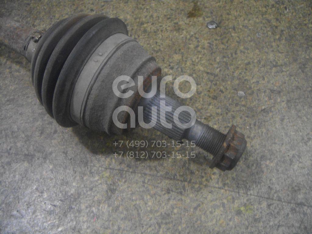 Полуось передняя левая для Skoda,Audi,Seat,VW Octavia 1997-2000;A3 (8L1) 1996-2003;Octavia (A4 1U-) 2000-2011;Leon (1M1) 1999-2006;Toledo II 1999-2006;Golf IV/Bora 1997-2005 - Фото №1