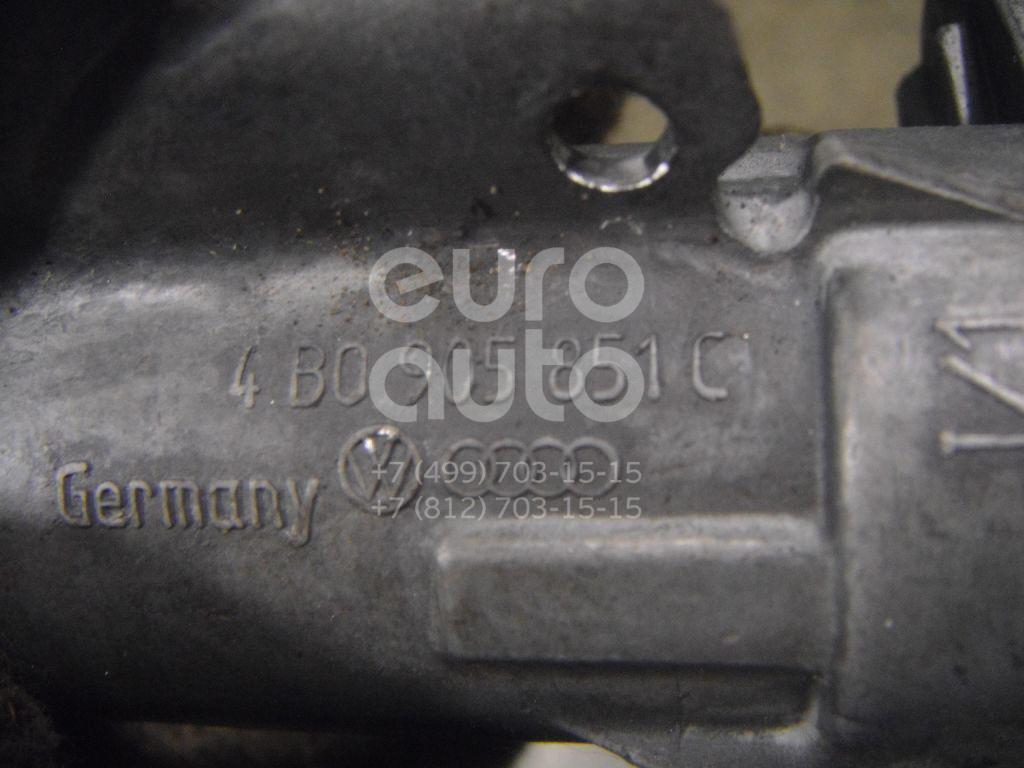 Замок зажигания для Skoda,Audi,Seat,VW Octavia 1997-2000;A2 [8Z0] 2000-2005;A3 (8L1) 1996-2003;A4 [B5] 1994-2001;A8 [4D] 1994-1998;TT(8N) 1998-2006;Octavia (A4 1U-) 2000-2011;Leon (1M1) 1999-2006;Toledo II 1999-2006;Golf IV/Bora 1997-2005 - Фото №1