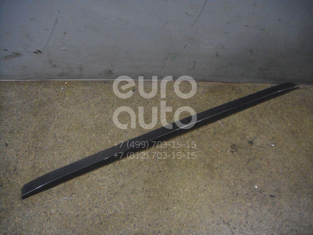 Накладка заднего бампера для Skoda Octavia 1997-2000;Octavia (A4 1U-) 2000-2011 - Фото №1