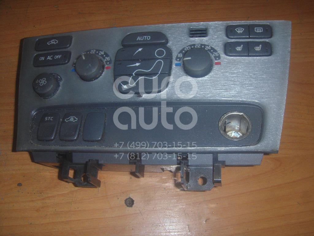Блок управления климатической установкой для Volvo S60 2000-2009;XC70 Cross Country 2000-2006 - Фото №1