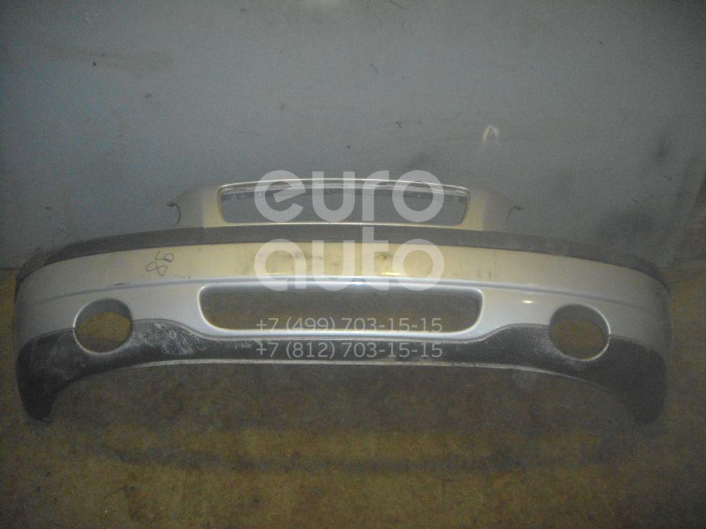 Бампер передний для Volvo S60 2000-2009 - Фото №1