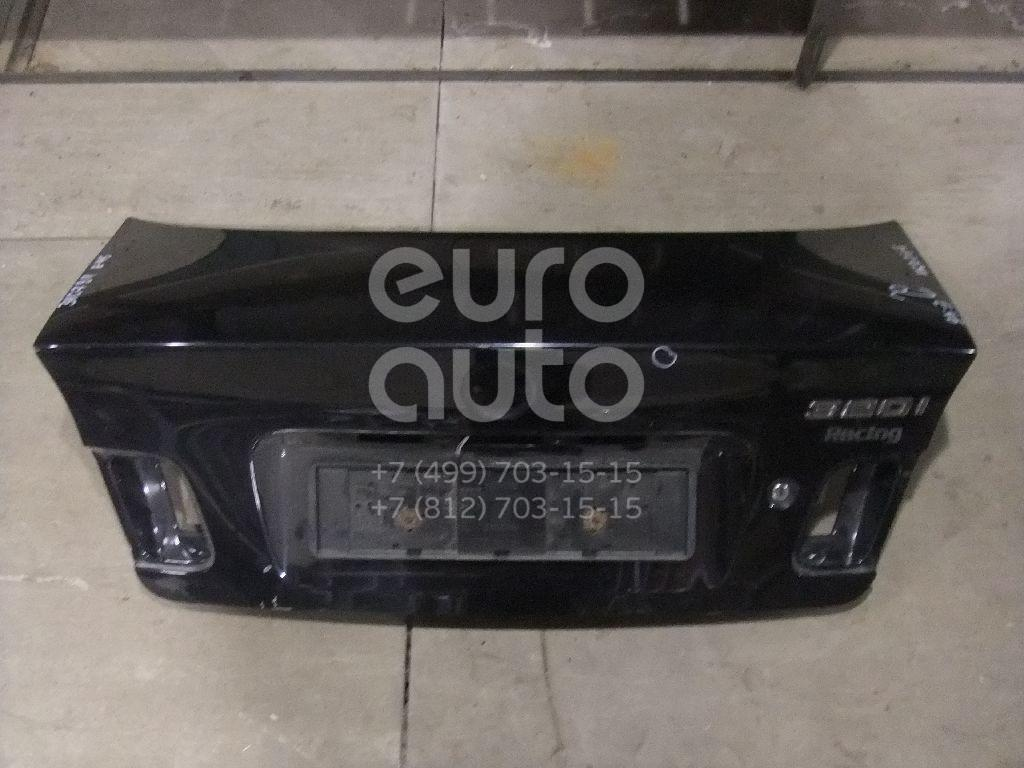 Крышка багажника для BMW 3-серия E46 1998-2005 - Фото №1
