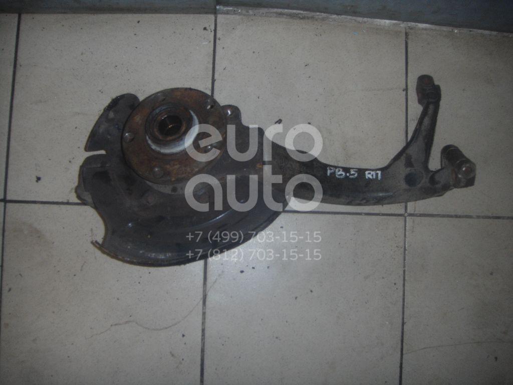 Кулак поворотный передний правый для VW,Audi,Skoda Passat [B5] 1996-2000;A4 [B5] 1994-2000;A6 [C5] 1997-2004;Passat [B5] 2000-2005;Superb 2002-2008 - Фото №1