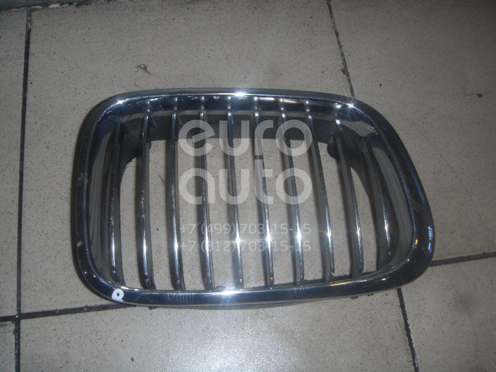 Решетка радиатора правая для BMW 3-серия E46 1998-2005 - Фото №1