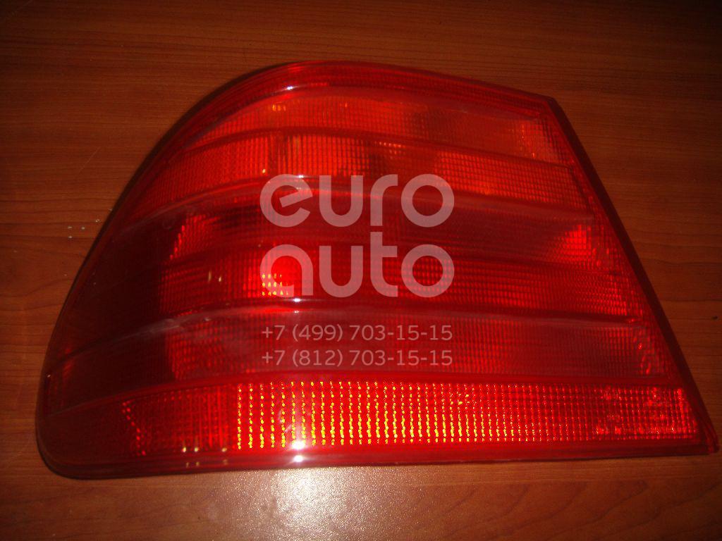 Фонарь задний наружный левый для Mercedes Benz W210 E-Klasse 1995-2000 - Фото №1