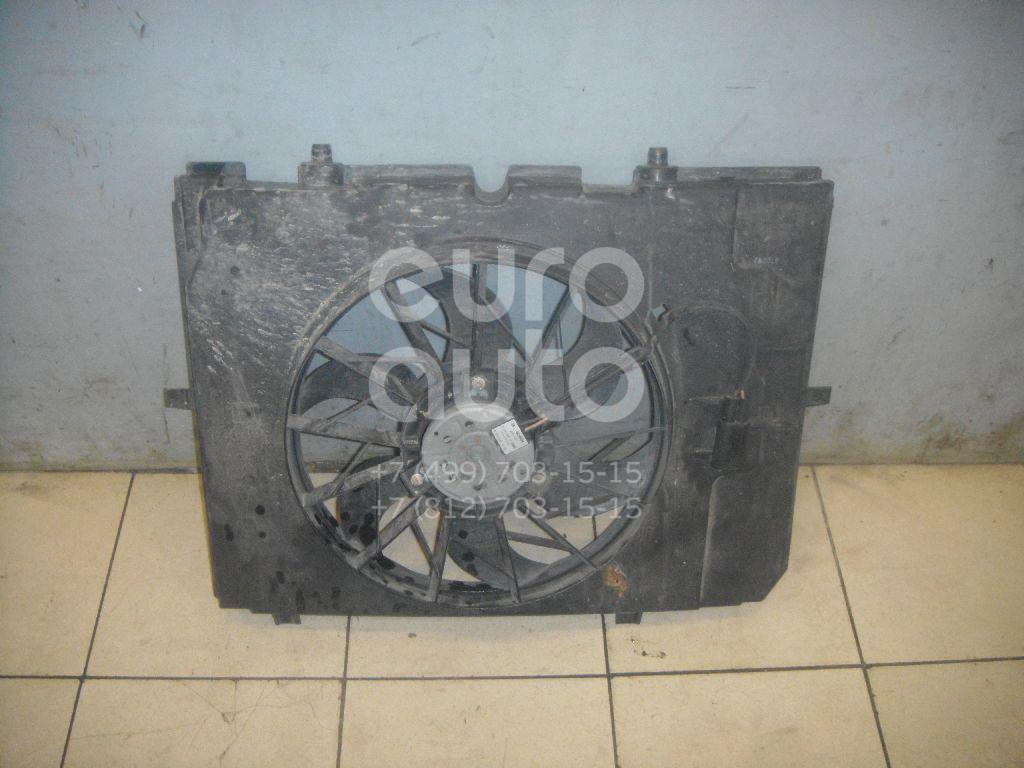 Вентилятор радиатора для Mercedes Benz W210 E-Klasse 1995-2000;W202 1993-2000;W210 E-Klasse 2000-2002 - Фото №1