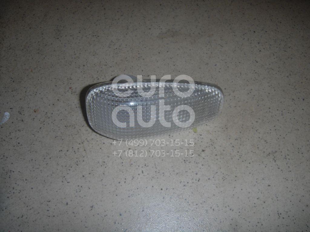 Повторитель на крыло белый для Mercedes Benz W210 E-Klasse 1995-2000;Vito (638) 1996-2003;C208 CLK coupe 1997-2002;R170 SLK 1996-2004;VANEO W414 2001-2006;Sprinter (906) 2006> - Фото №1