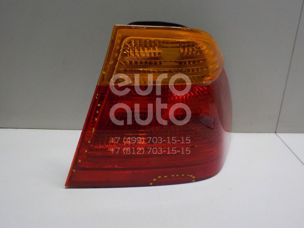 Фонарь задний наружный правый для BMW 3-серия E46 1998-2005 - Фото №1