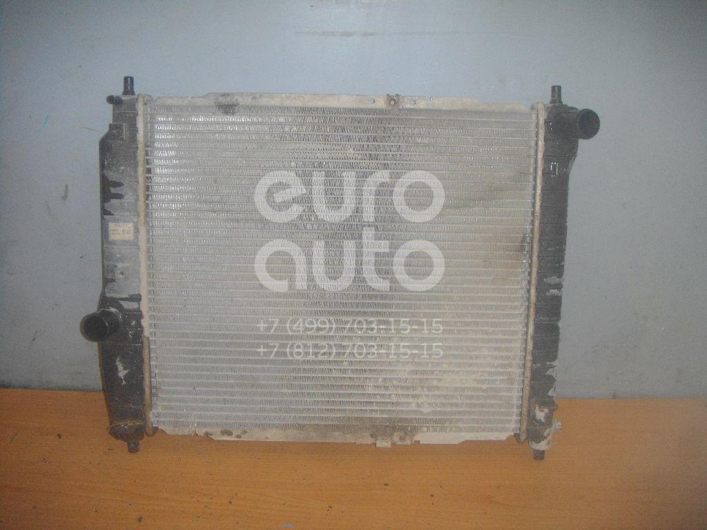 Радиатор основной для Chevrolet Aveo (T250) 2005-2011 - Фото №1