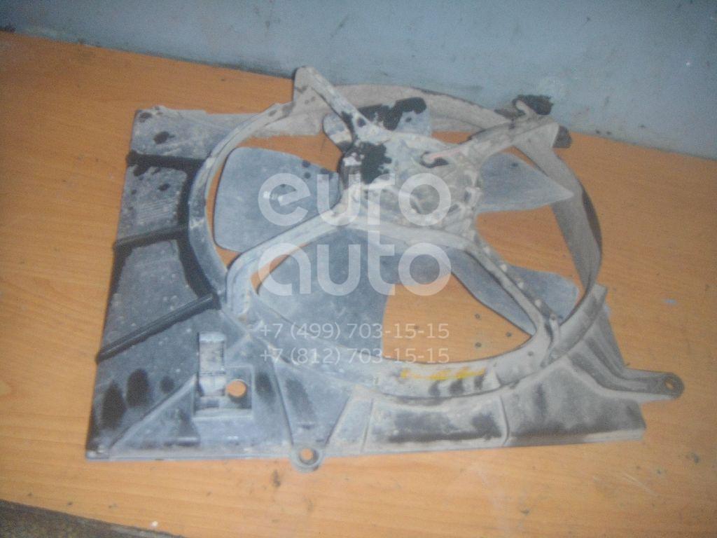 Вентилятор радиатора для Chevrolet Aveo (T250) 2005-2011 - Фото №1
