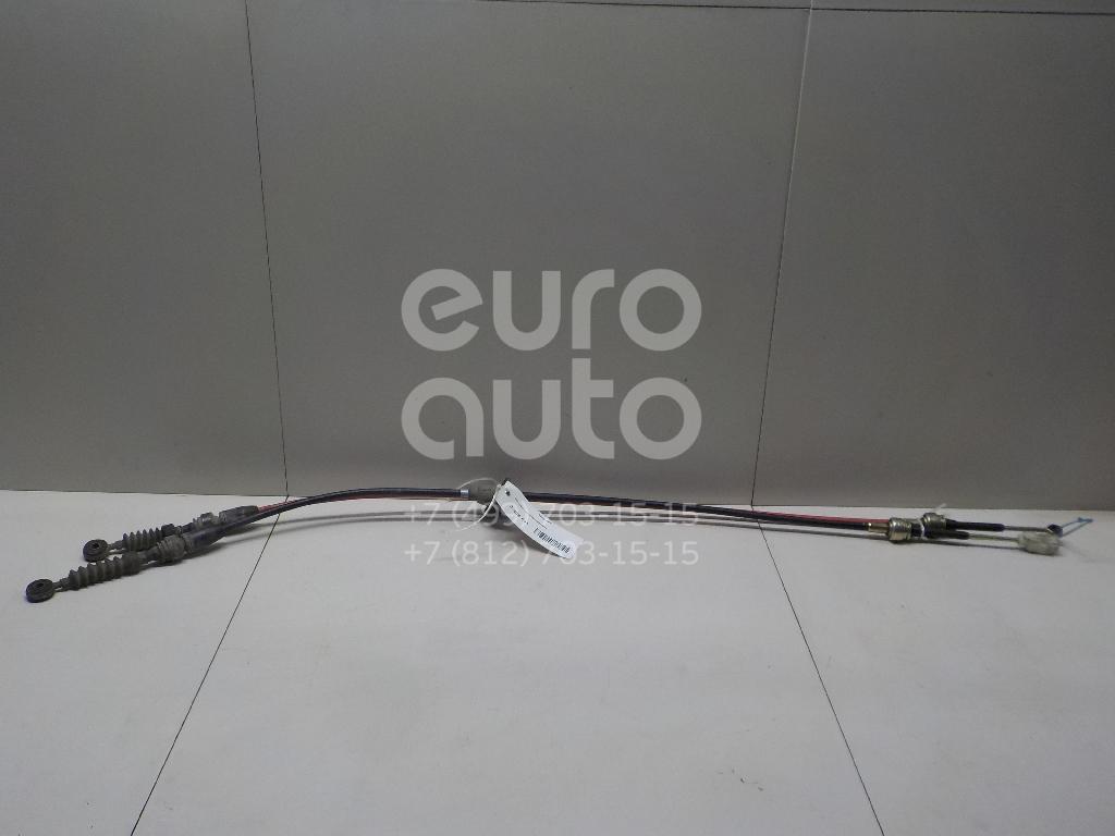 Трос КПП для Chevrolet Aveo (T250) 2005-2011 - Фото №1