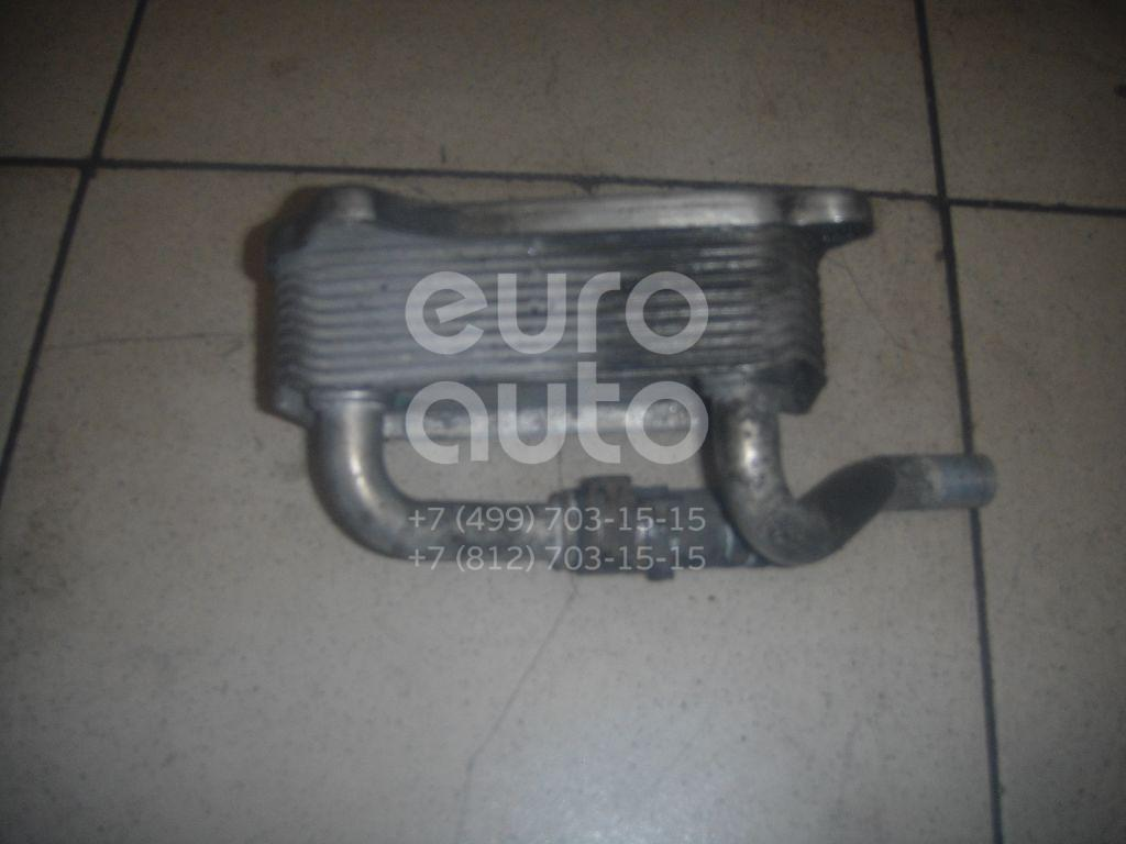 Радиатор масляный для Mercedes Benz W210 E-Klasse 1995-2000;W163 M-Klasse (ML) 1998-2004;W220 1998-2005;C208 CLK coupe 1997-2002;W215 coupe 1999-2006;W210 E-Klasse 2000-2002;W211 E-Klasse 2002-2009 - Фото №1