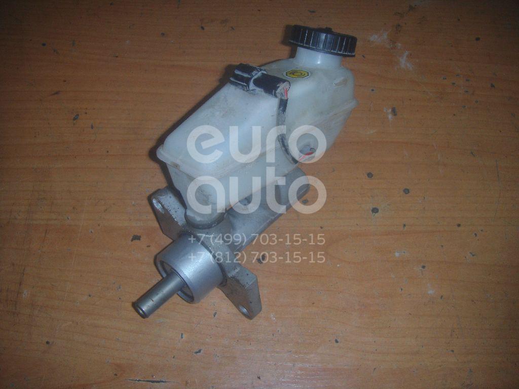 Цилиндр тормозной главный для Chevrolet Aveo (T250) 2005-2011 - Фото №1